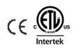 CE and ETL logo