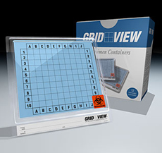GRID VIEW Breast Biopsy Transport & Imaging 240