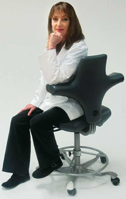 Sonography Chair Biodex 058 704