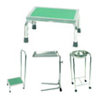 MRI Stools, Water Basin & Mayo Stands