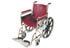 "WC-1001 MRI Wheelchair 18"" Wide w/ Detachable Footrest"