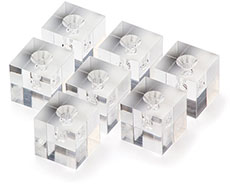 PET CT MR Alignment Cubes - Phantom