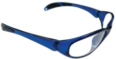 Neon Lites Economy Glasses Blue