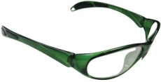 Neon Lites Economy Glasses Green