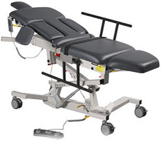 Sound Pro Ultrasound Combination Table Biodex 058-710 058-715