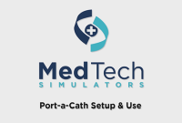 Port-a-cath Setup & Use